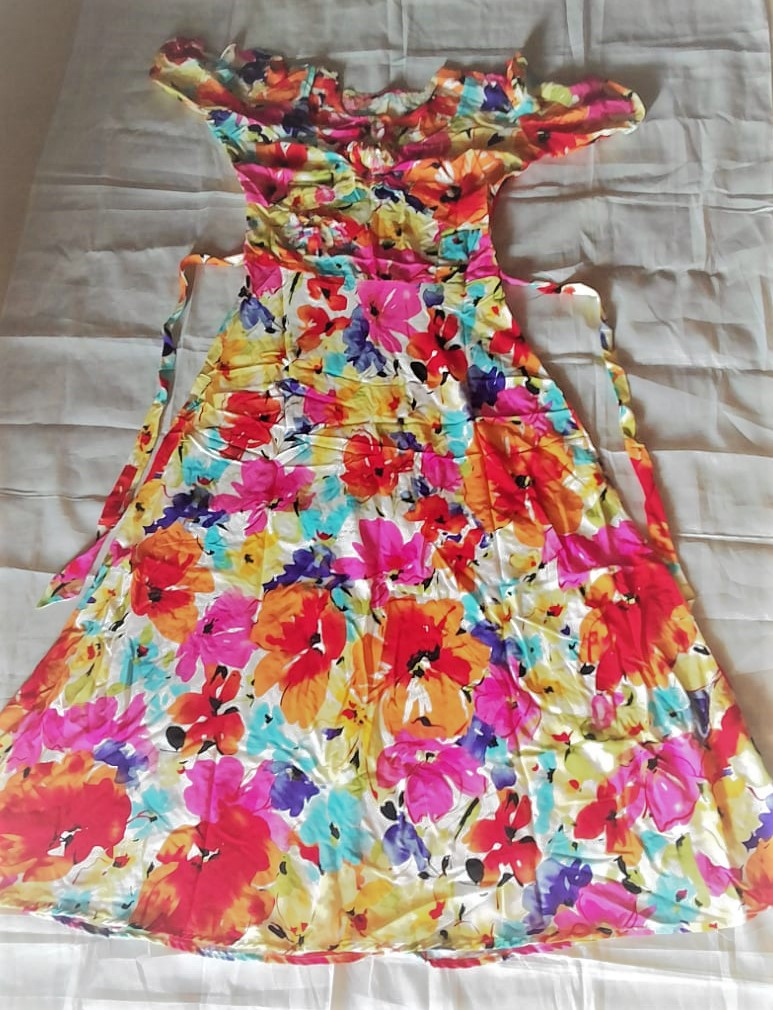 df8a2eda3a1c Bright Summer Dress – Testimony Tailors