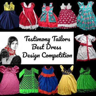 Best Dress Design Competition